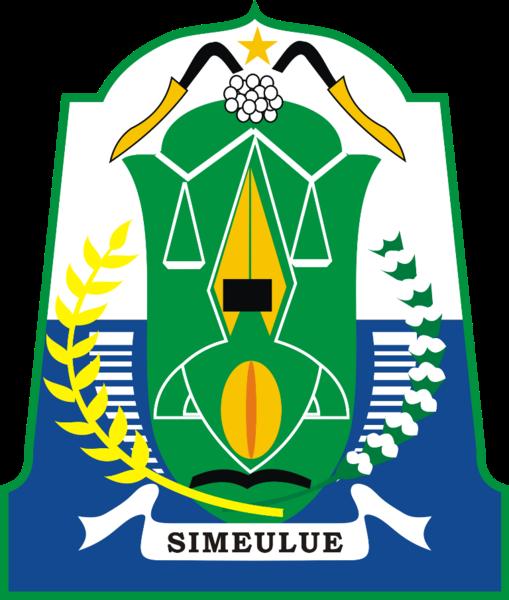 Portal Resmi Kabupaten Simeulue Logo Simeulue Pemerintah Kota