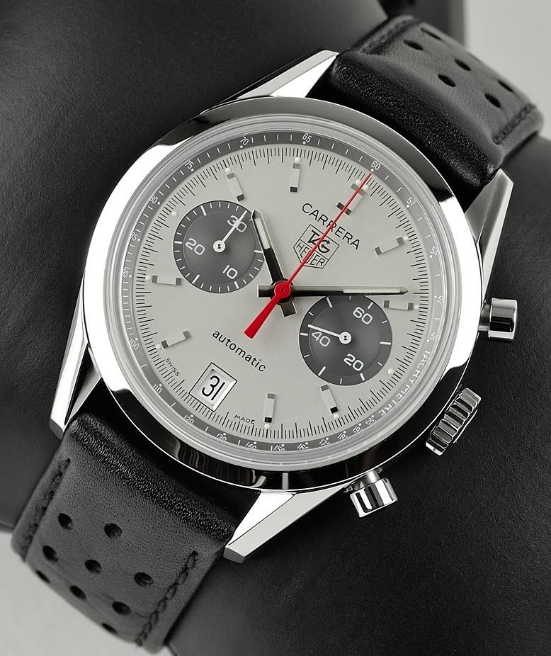 221ca93c616 Tag Heuer Carrera Jack Heuer Limited Edition