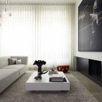 tende moderne soggiorno | Curtains | Pinterest | House