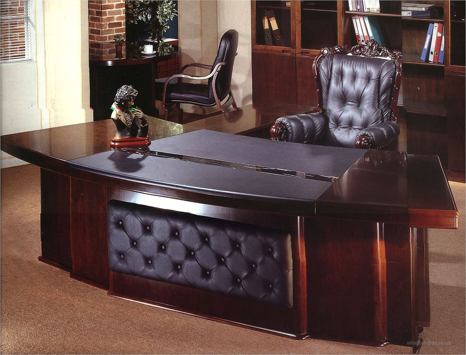 Sell A Range Of Quality Office Desk, Made Of Teak Wood Of Choice. Who  Always Put Quality Furniture Jepara