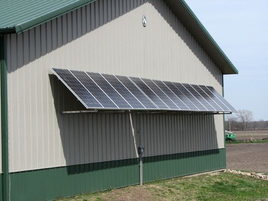 Wall Mounted Solar Arrays Awnings Solar Patio Solar Solar Panels