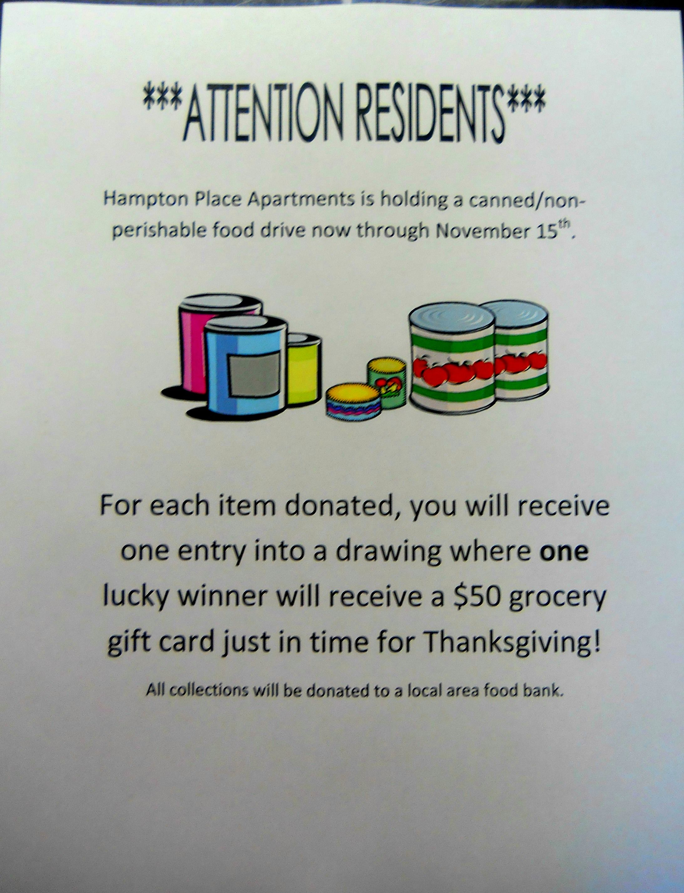 Pin By Sarah Taylor On Our Community Food Pantry Food Drive Canned Food Drive