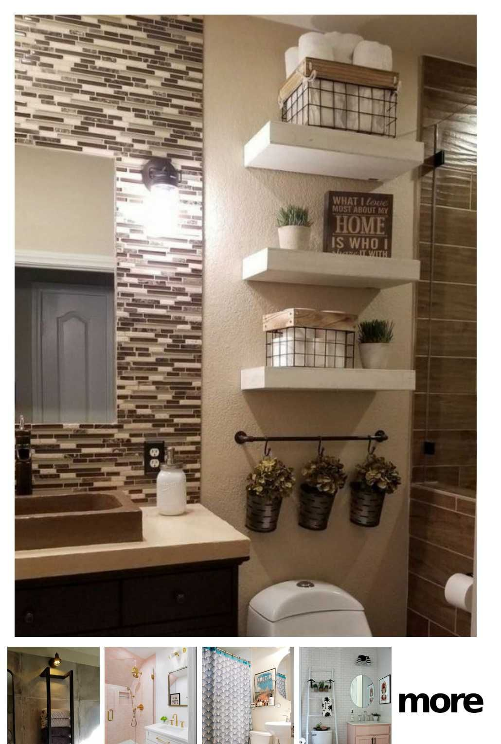 30 Best Bathroom Remodel Ideas On A Budget That Will Inspire You In 2020 Amazing Bathrooms Bathrooms Remodel Small Bathroom Remodel