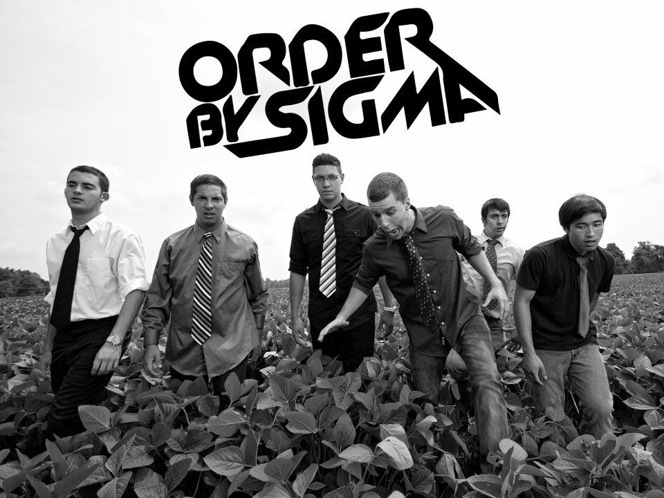 Order by Sigma, PA's Crushing Rock Group