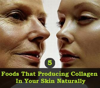 5 Best Collagen Producing Foods