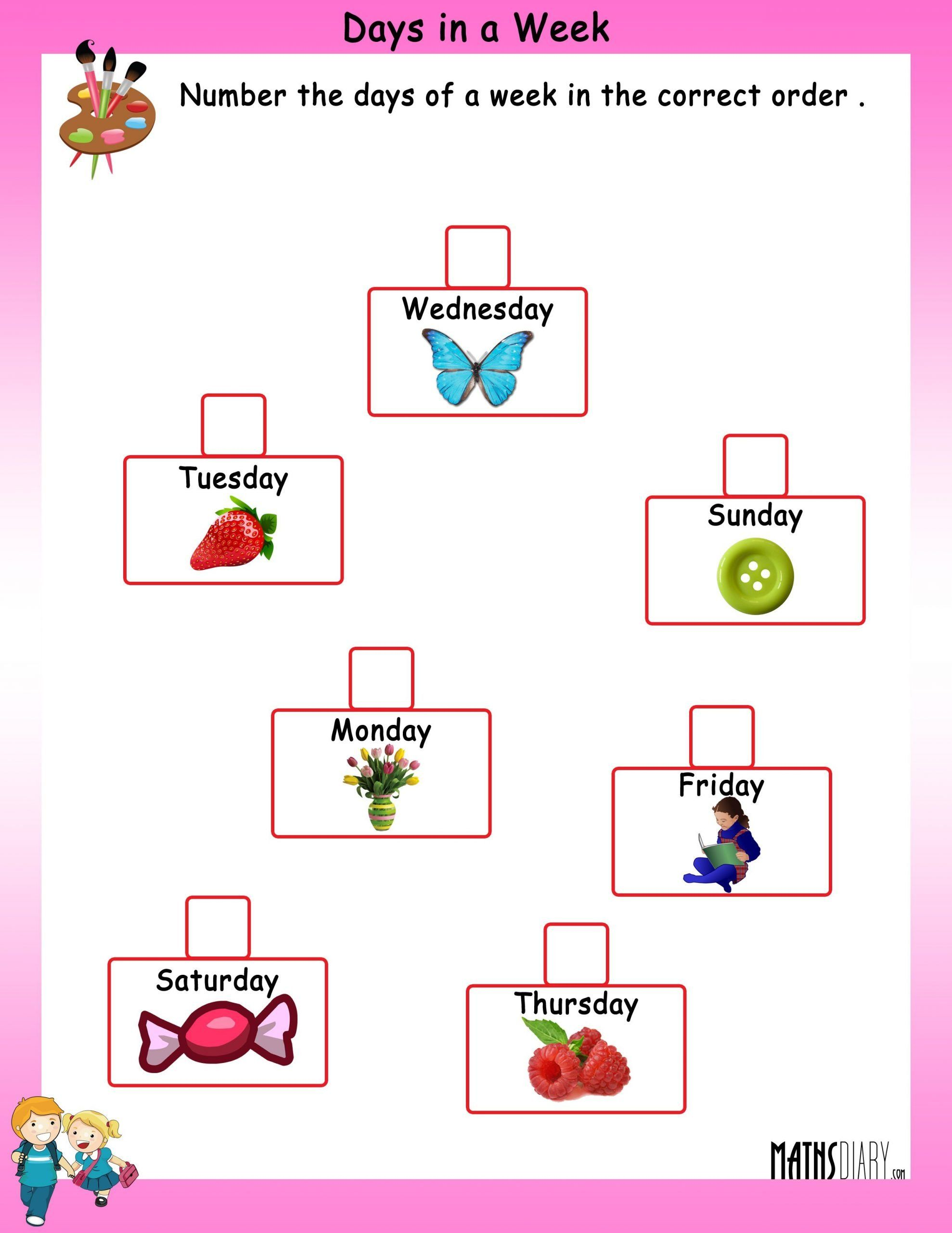 Sequencing Worksheet 2nd Grade Sequencing Events Worksheet