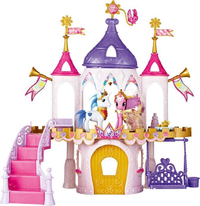 My Little Pony Royal Wedding Castle Playset My Little Pony Princess Little Pony My Little Pony