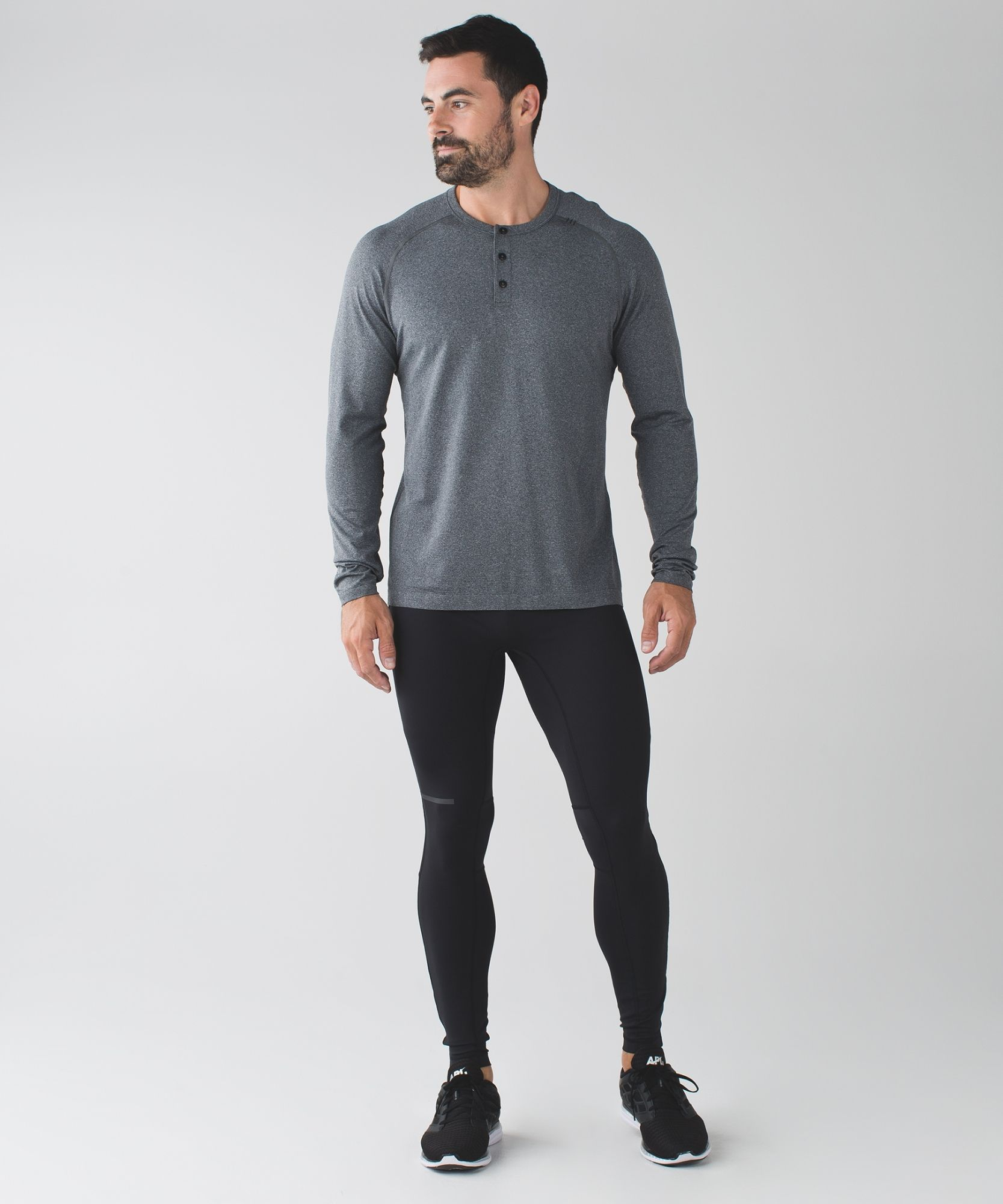 78dd9e0046 We made these run tights to give you light element protection. | JDC ...