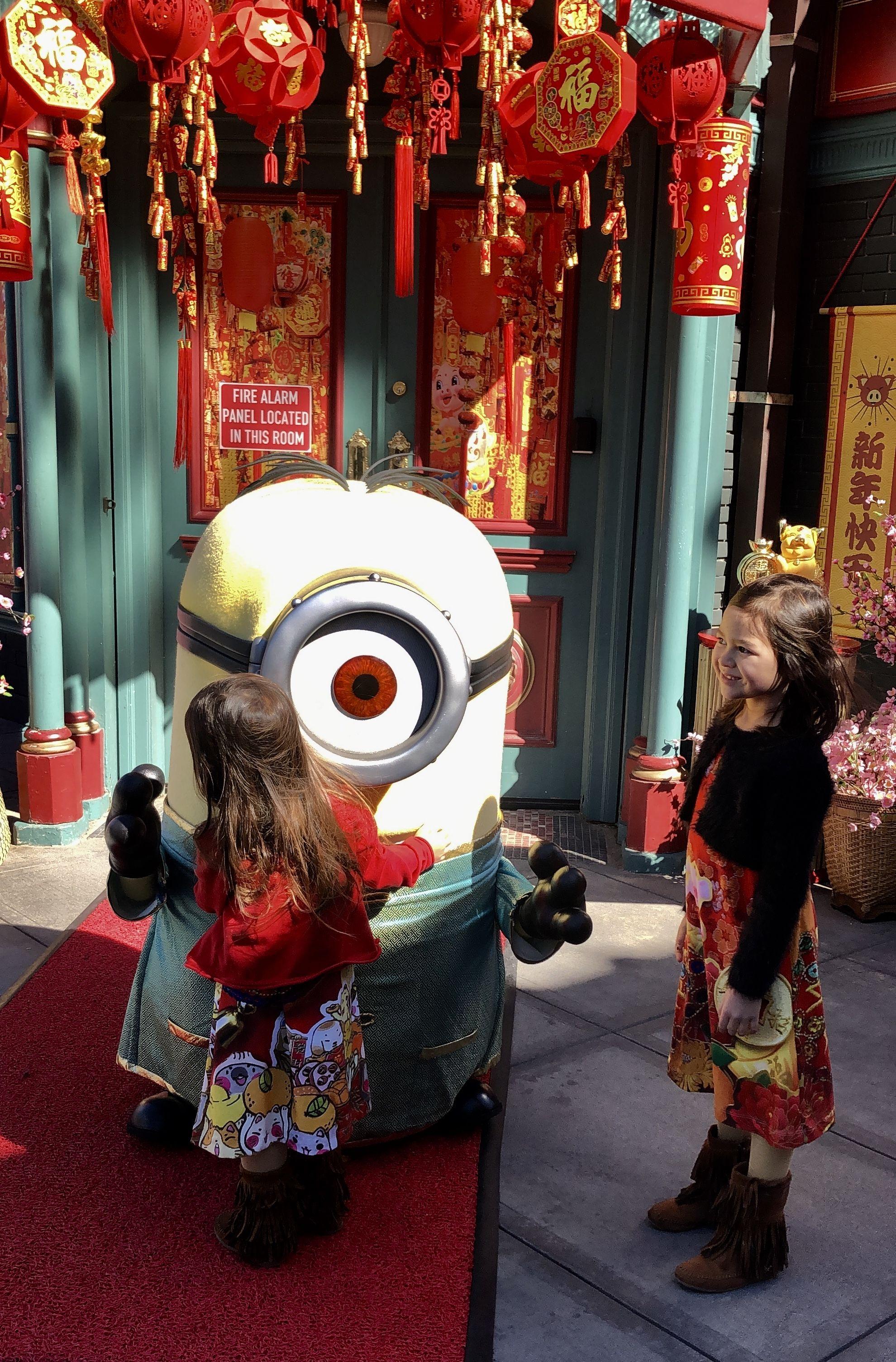 Lunar New Year At Universal Studios Hollywood Universal Studios