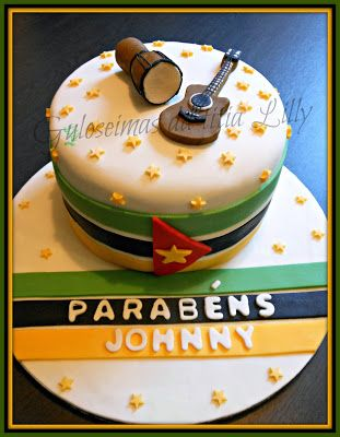 Music and colors of Mozambique cake Food Pinterest Cake Food