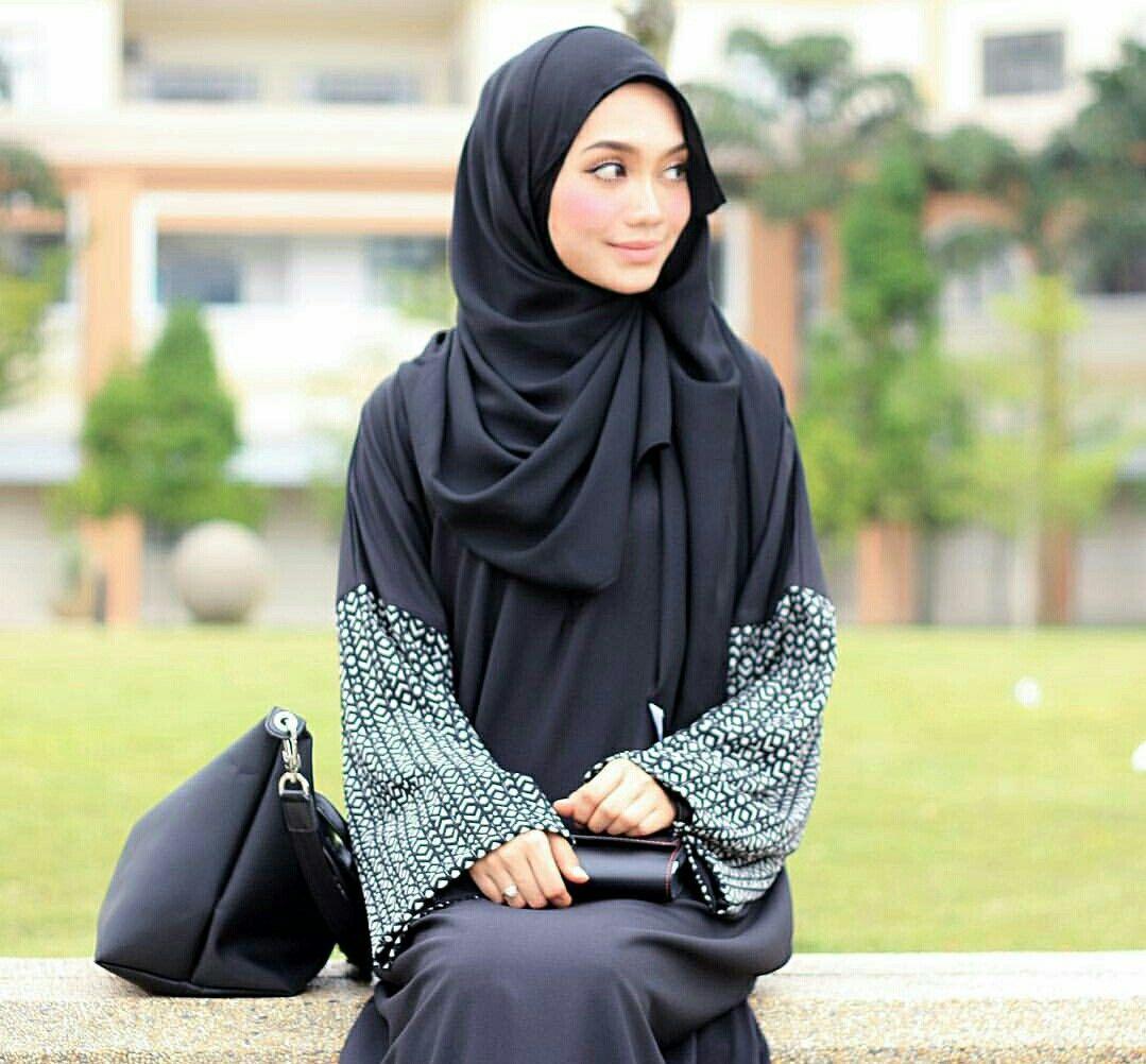 Aljacouture Hijab Pinterest