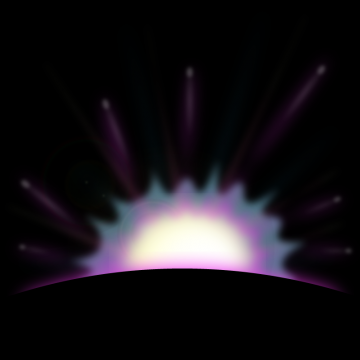 Sunshine With Lens Flare Abstract Rays White Png And Vector With Transparent Background For Free Download Lens Flare Light Flare Nature Vector