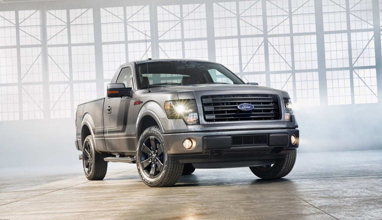 Ford Sells 500,000th F150 with EcoBoost Engine Ford