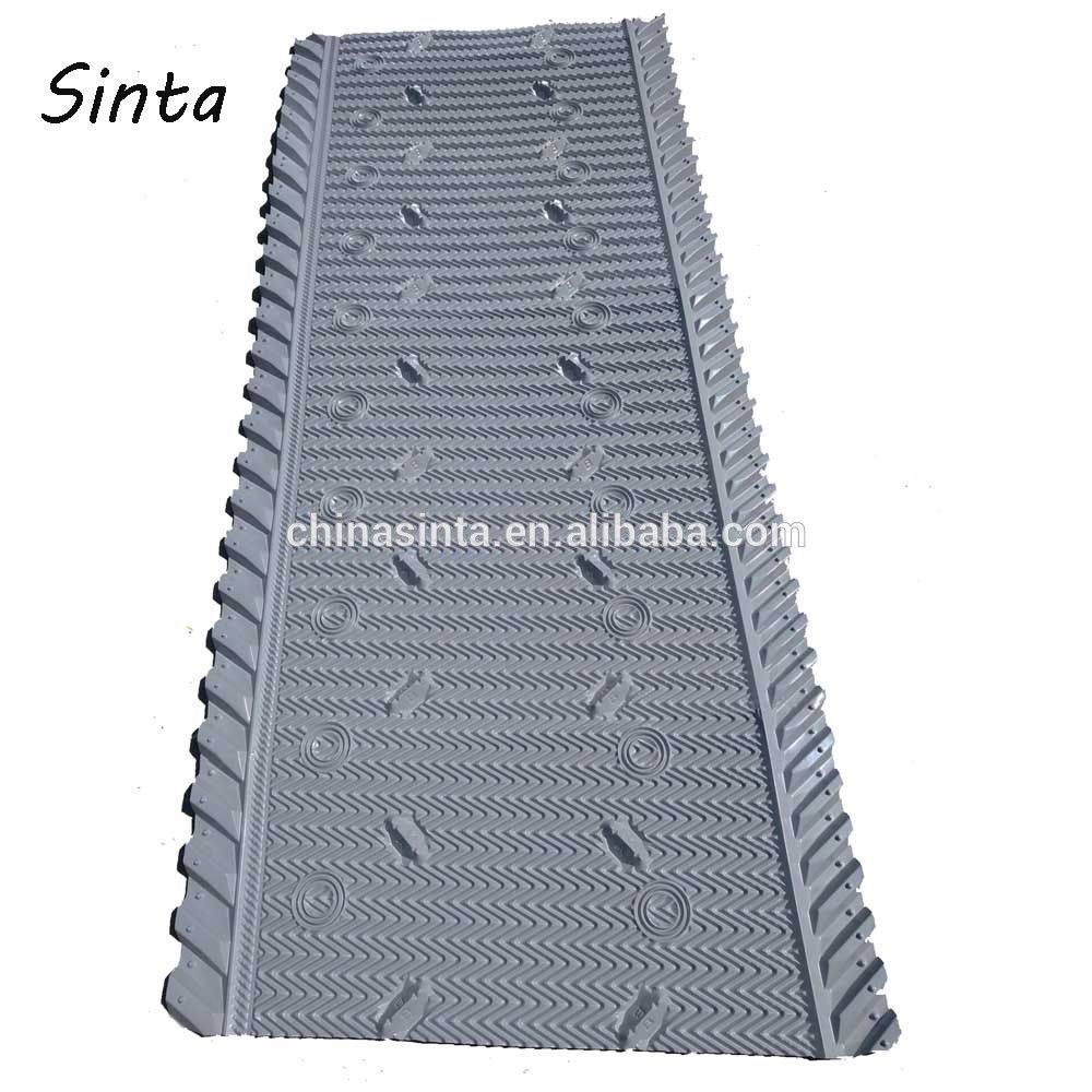 3 4 5ft Pvc Fill Sheet Hanging Type Cooling Tower Fill Media