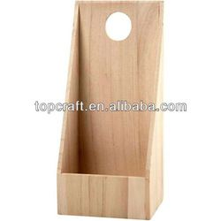 Make These Light Wooden Brochure Holder Personalisedecorate Wood