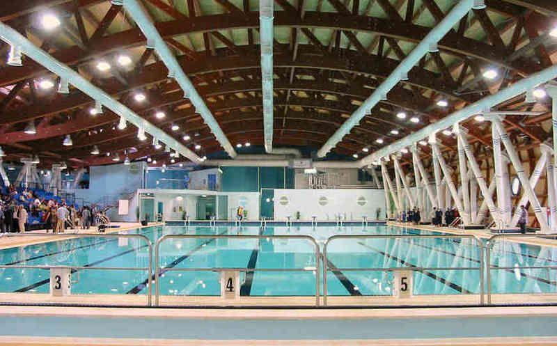 Cagliari, chiusa la piscina comunale (con immagini