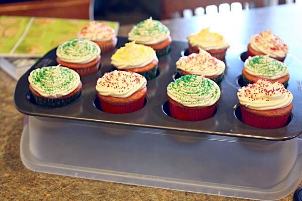 Quick And Easy Cupcake Decorating National Cupcake Day Cupcake