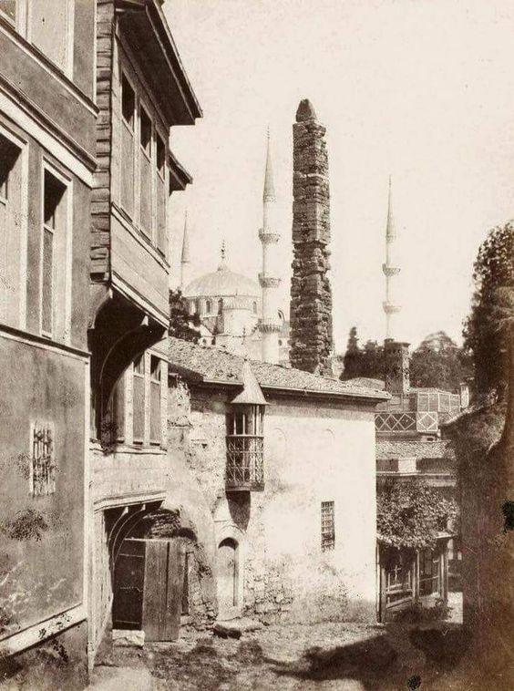 Sultanahmet (1800'lu yılların sonu / İstanbul
