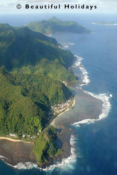 AMERICAN SAMOA, EXPLORING the disappointing ... - YouTube