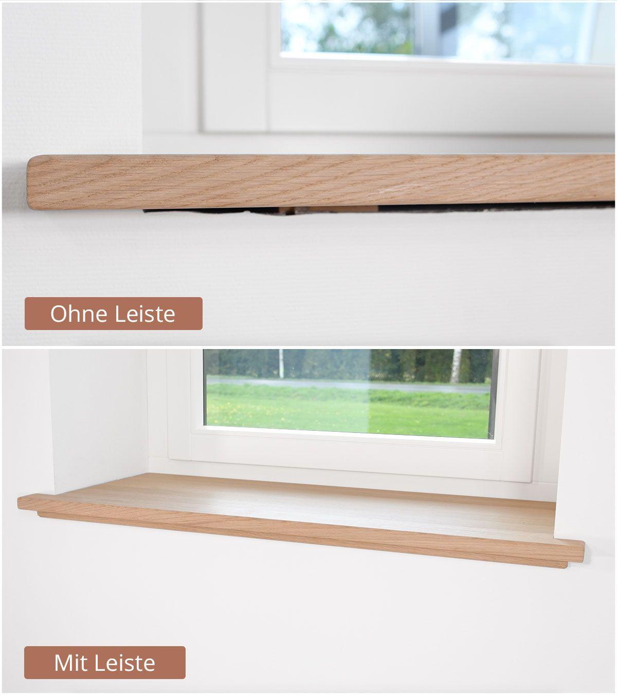 Fensterbank Holz Eiche Eiche Fensterbank Holz In 2020 Fensterbanke Holz Holzarten Eiche