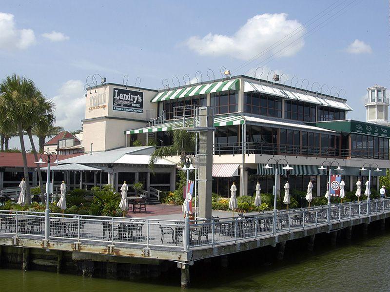 Landry S At Kemah Boardwalk Restaurants