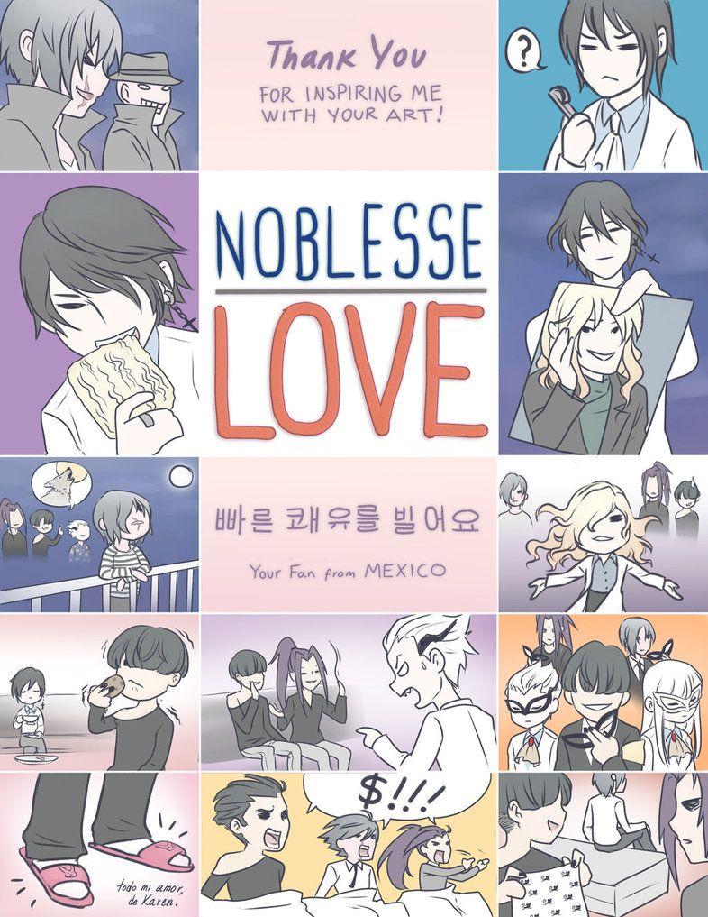 Noblesse Love by Ileranerak on DeviantArt