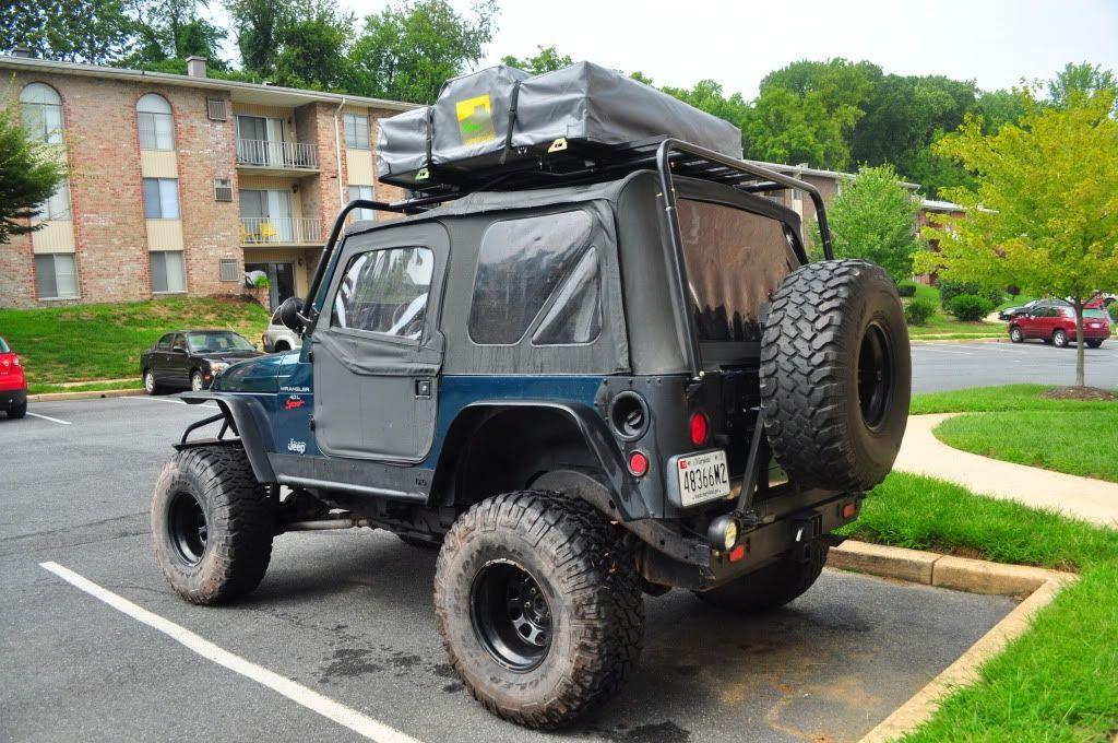 overland built jeep wrangler tj jeeps. Black Bedroom Furniture Sets. Home Design Ideas