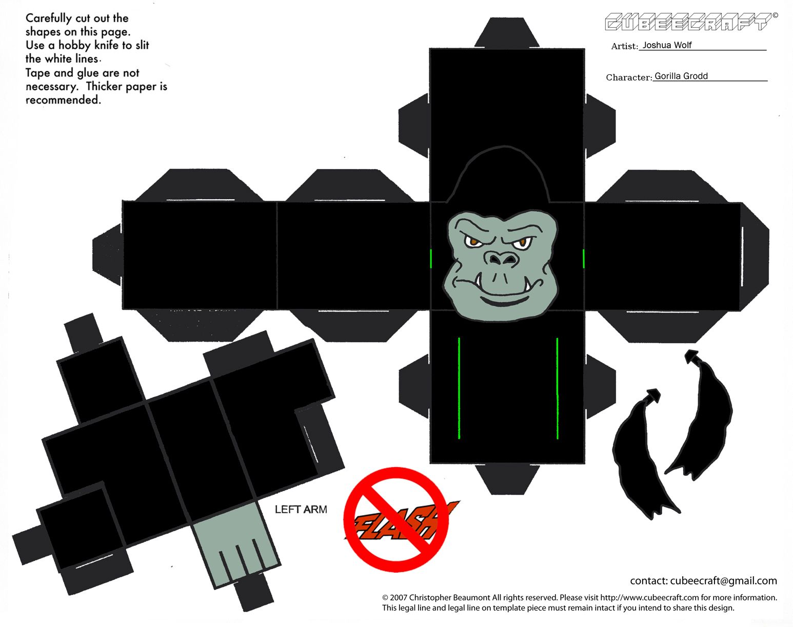 Famous 11 Vuze Search Templates Huge 15 Year Old Job Resume Shaped 15 Year Old Student Resume 1st Job Resume Examples Old 2 Page Resume Staple Soft2014 Calendar Template Pdf Image Detail For  Origami Gorilla Instructions | PAPER TOYS ..