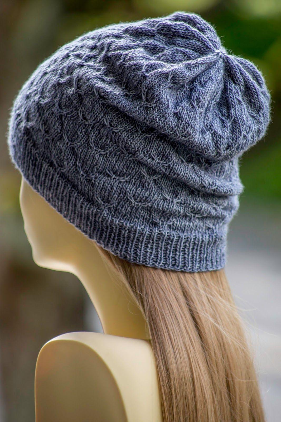 Free knitting pattern little birds hat made with roughly 250 free knitting pattern little birds hat made with roughly 250 yards of fingering bankloansurffo Gallery