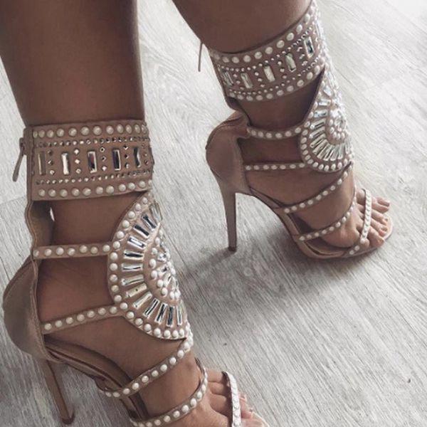 Nude heels for Sale in Ontario, CA - OfferUp