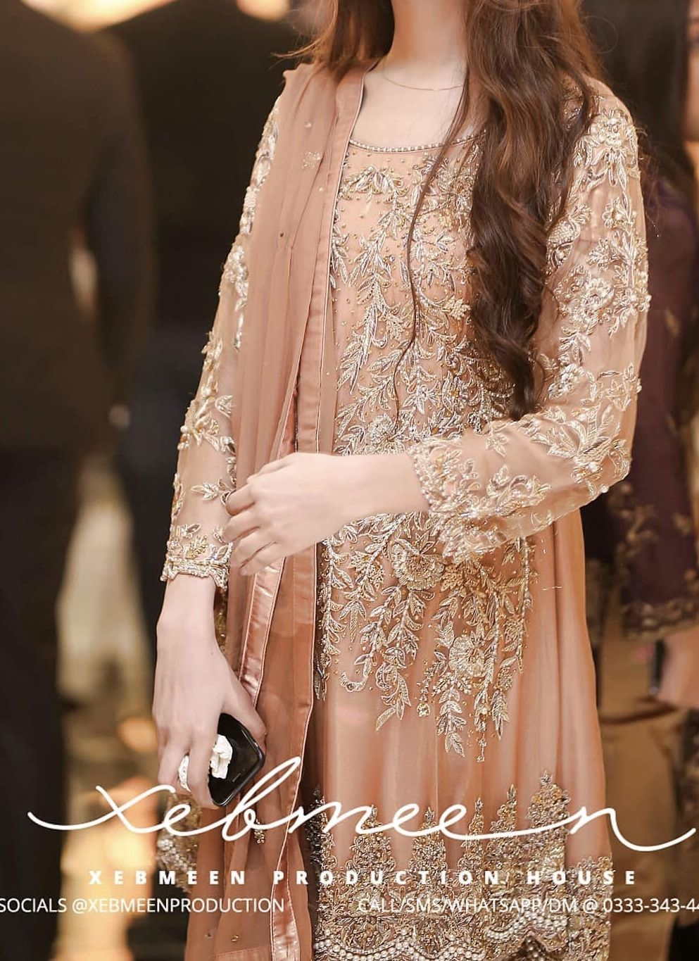 At A Valima In 2020 Asian Bridal Wear Fashion Dress Party Pakistani Fashion Party Wear