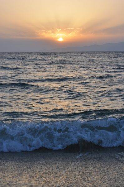 Another super sunset in Naxos