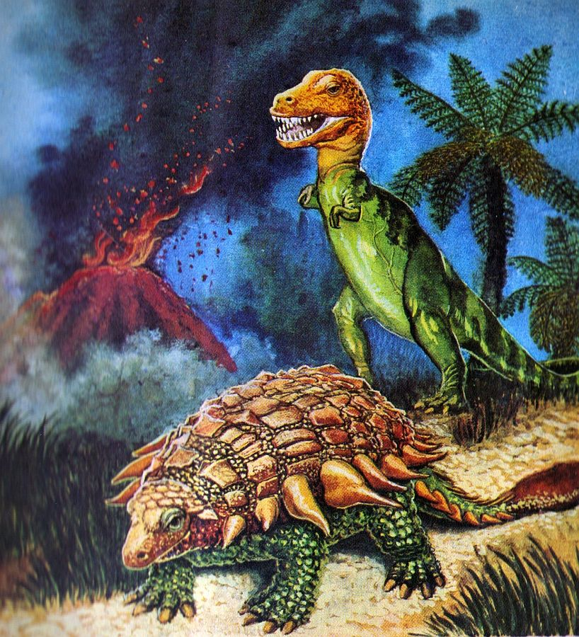 After So Many Trips Back To The 80s And 90s Its Good Return A Book Thats Properly Vintage Dinosaurs Was Number 355 In Impre