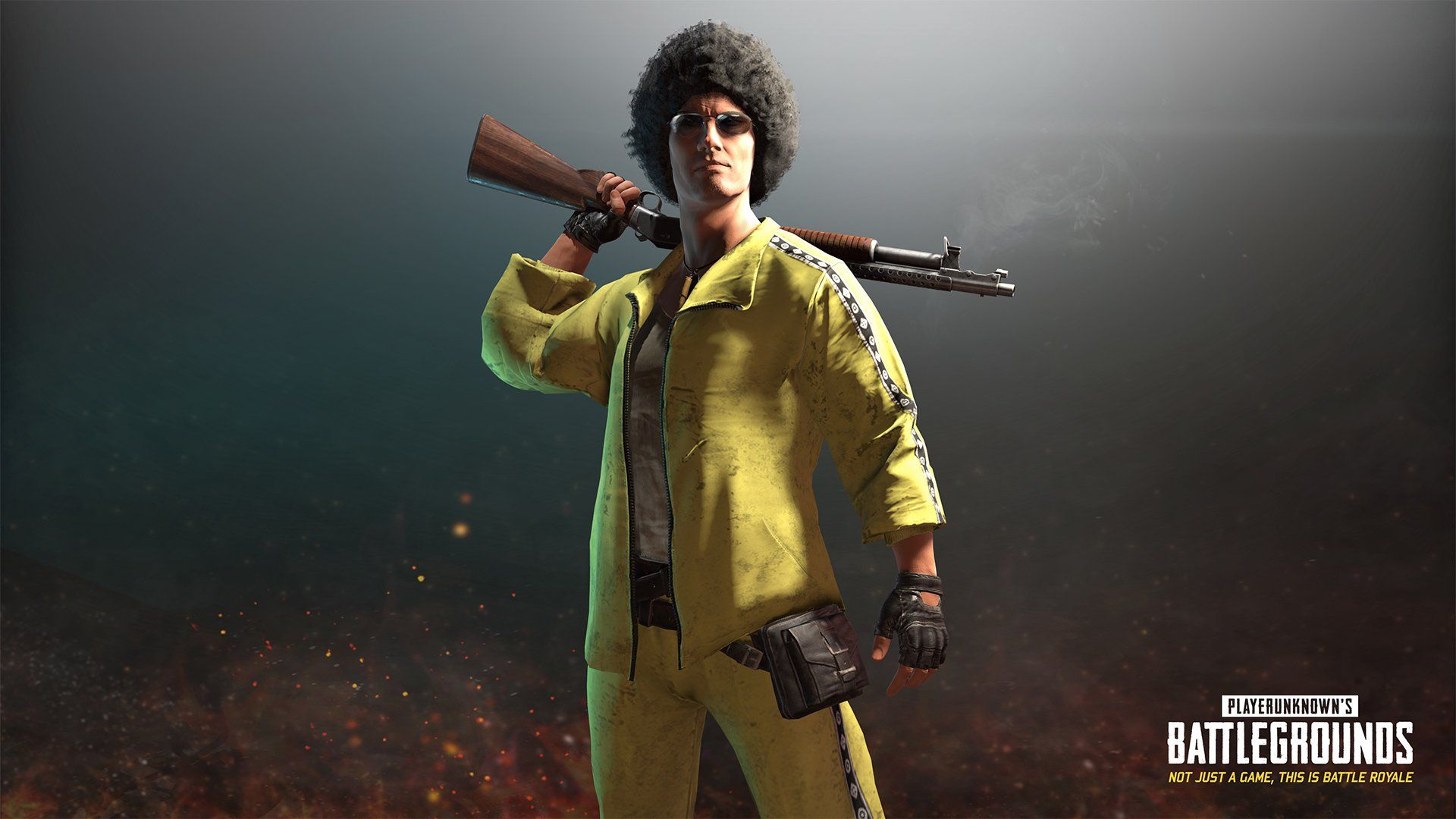 Beautiful PUBG Is Getting Some Sweet Battle Royale Inspired Skins: Just The Other  Day, I Was Telling Ray That Iu0027m Liable To Spend Real Money Onu2026
