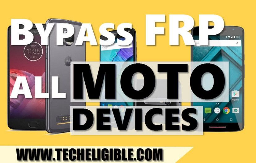 Bypass FRP All Motorola Devices Android 7 1 | Bypass Google