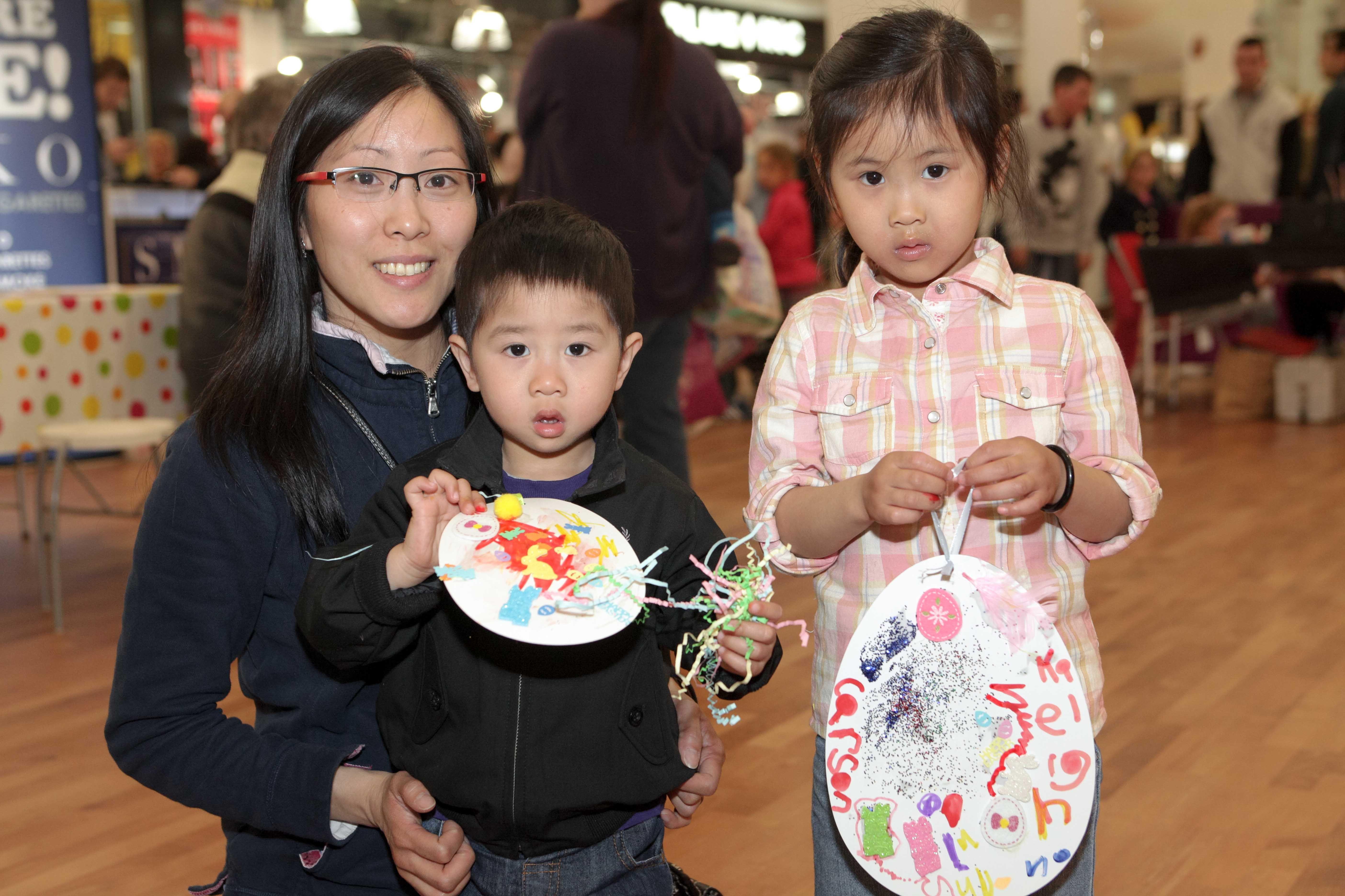 #Easter fun at The Harvey Centre 2014. #KidsClub #EasterFun #Shopping #Harlow #Essex #Events #Kids #Fun