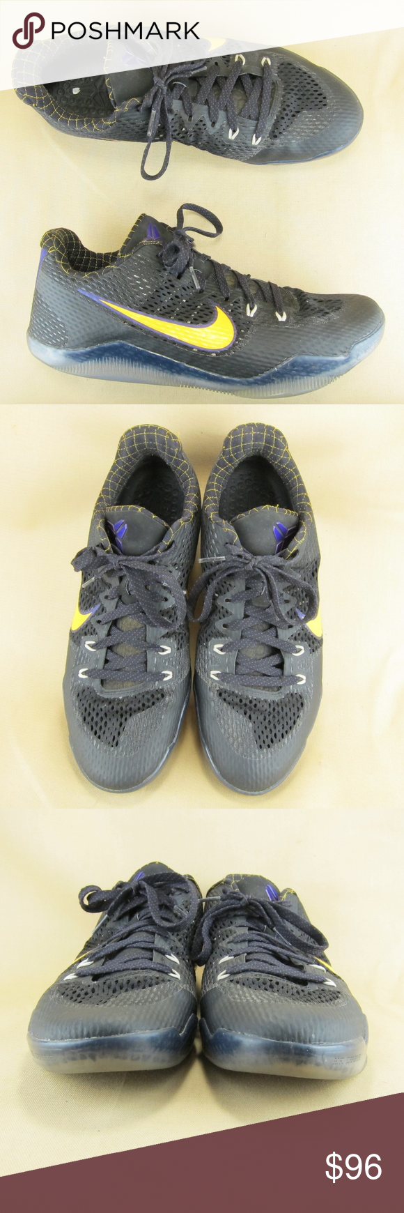 new arrival 22fc6 d9de6 Nike Kobe XI 11 Carpe Diem 836183-015 US 12 EU 46 You are purchasing