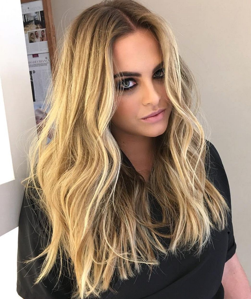 Current Trends In Hairstyles: Beach Waves   Hair And Beauty   Beach