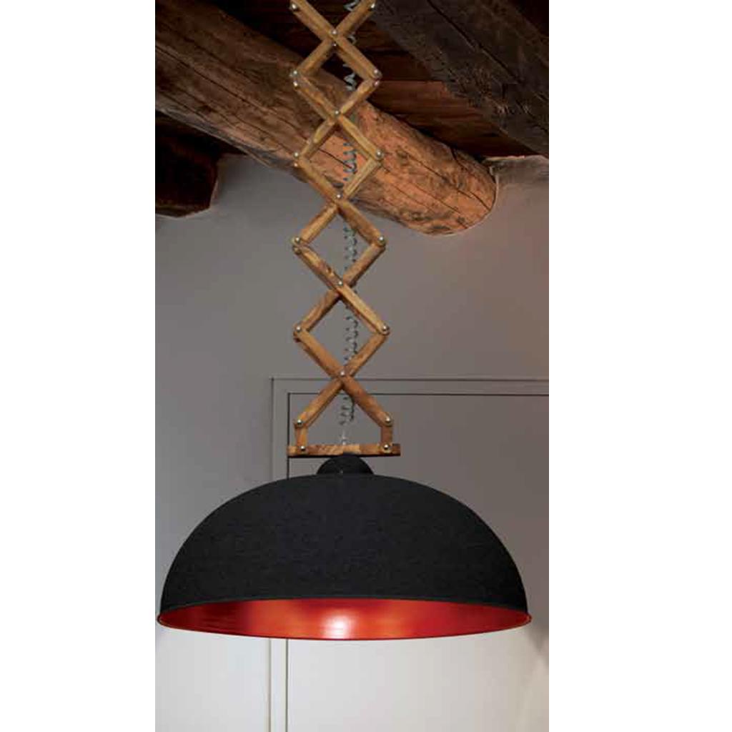Die Pendelleuchte im Industrial Style ist ein ganz besonderes Wohnaccessoire und leuchtet Ihre Räume perfekt aus