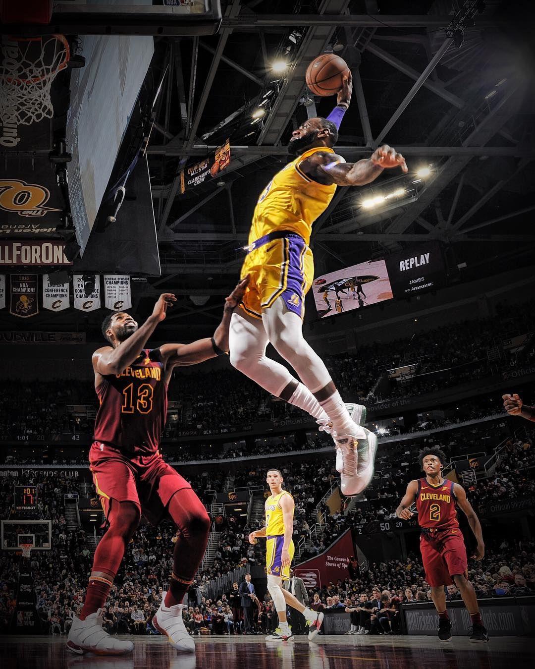 """NBA di Instagram """"🛫🛫🛫"""" Lebron james, Lebron james lakers"""
