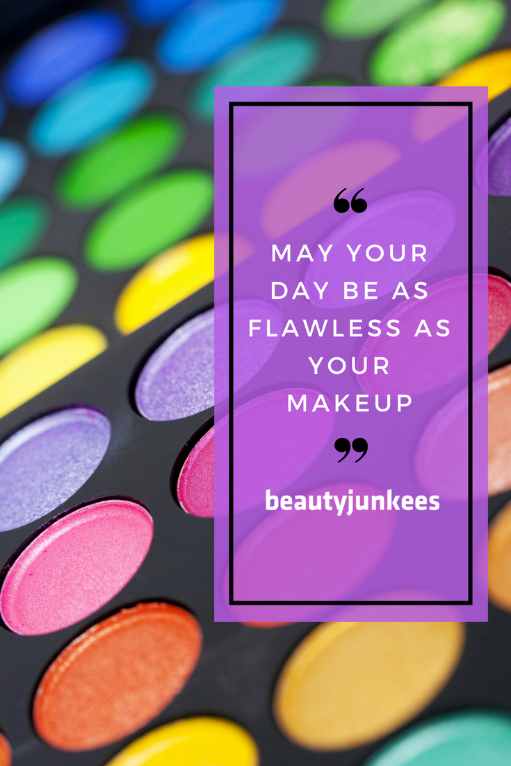 Hey all you #beautyjunkees -- we hope you have a day that is as beautiful as you are, inside and out!