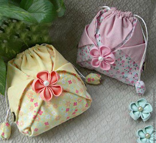 Manualidades para compartir como hacer bolsa de tela con for Manualidades con tela paso a paso