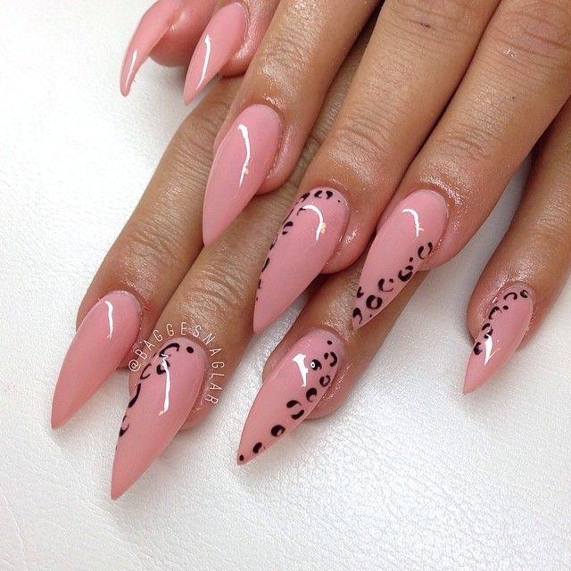 Långa spets 👌 | nail | Pinterest | Nail nail, Gorgeous nails and ...
