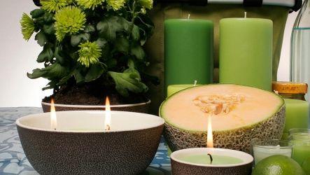 Desico candles, Finland, desico.fi