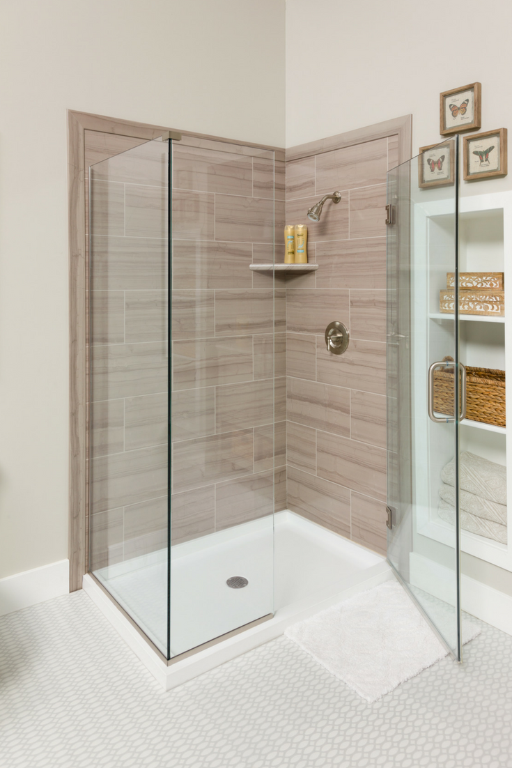 The 5 Biggest Shower Remodeling Mistakes And How To Not Repeat Them On Your Job Big Shower Bathroom Shower Walls Shower Remodel