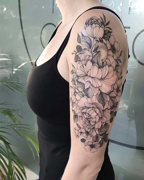 43 Badass Tattoo Ideas for Women | Page 3 of 4 | StayGlam
