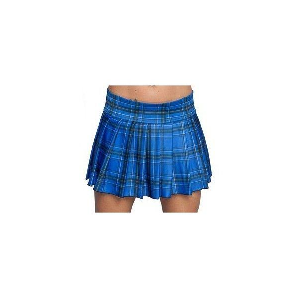 shower-adult-plaid-skirt-teen