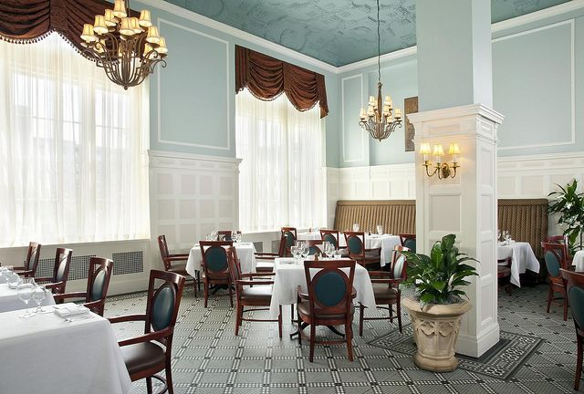 History Of Spoonbread Restaurant The Westin Poinsett Greenville