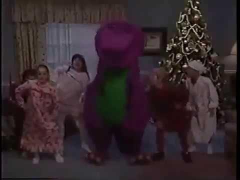 Barney And The Backyard Gang I Love You barney & the backyard gang waiting for santa part 11 - kelehuz nazo