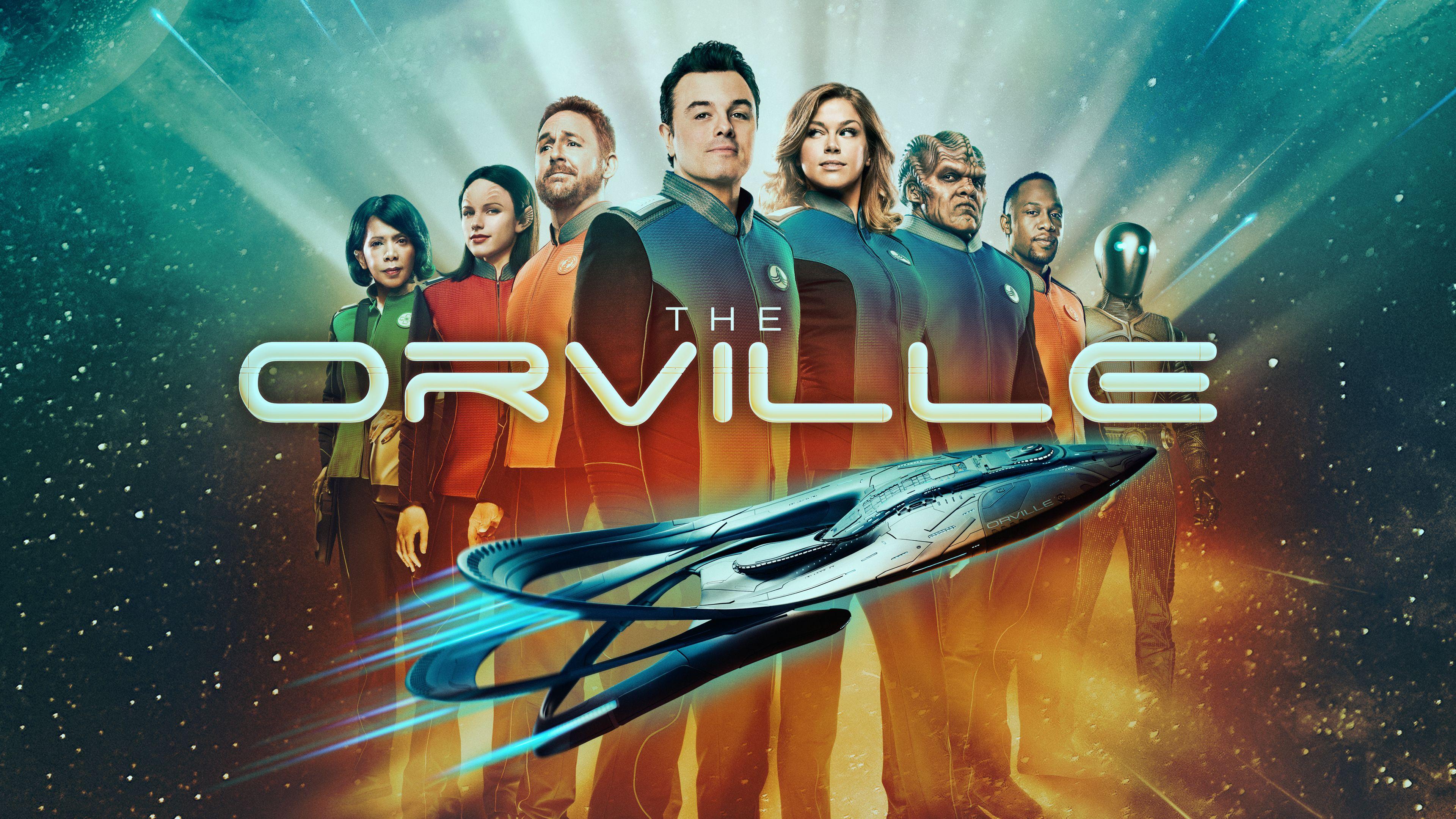 Resultado de imagen de the orville poster
